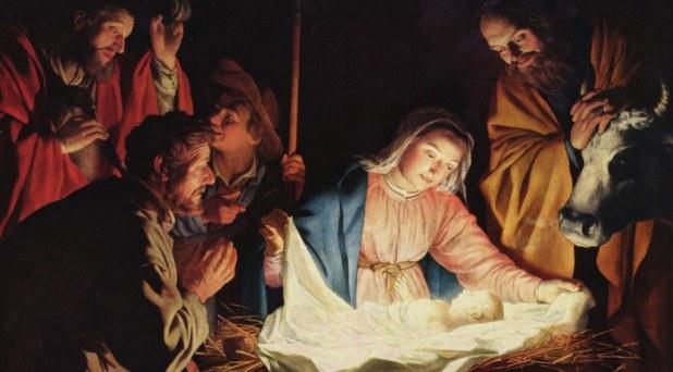 La natividad de Jesucristo es la única fiesta