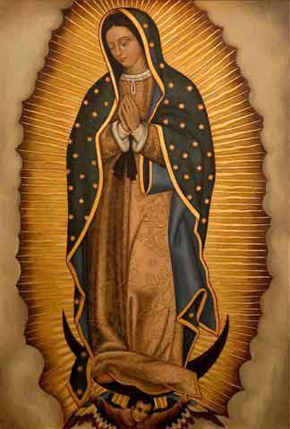 imagen dela virgen de guadalupe:
