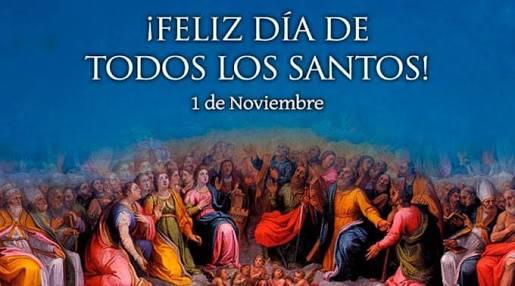 Fiesta de todos los Santos