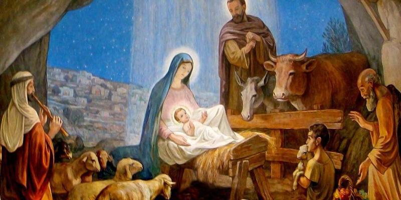 Jesús alegría del Cielo y alegría de laTierra
