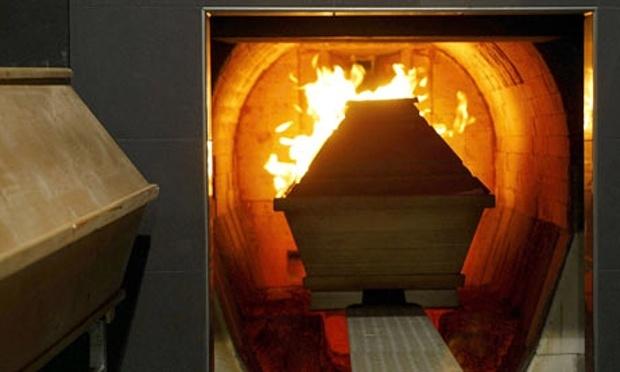 La verdadera doctrina Católica acerca de la cremación